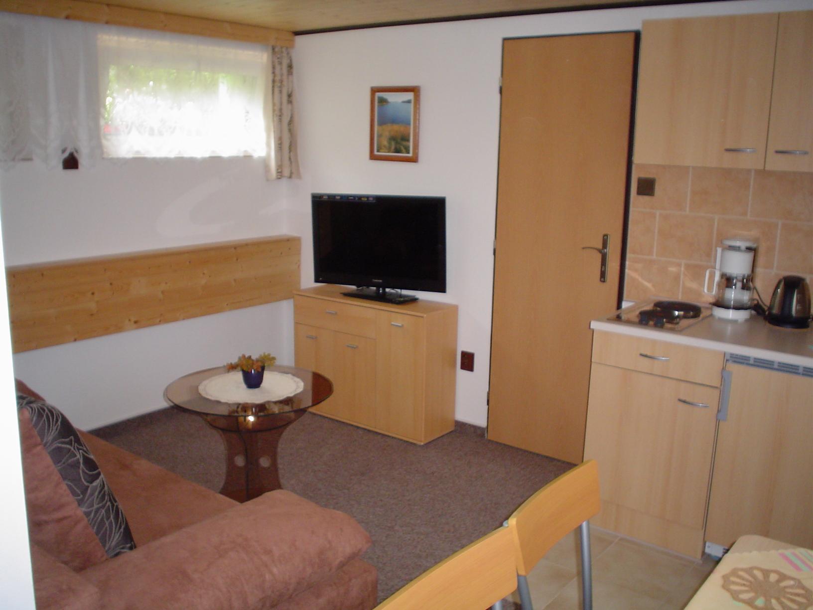 Apartmán TV